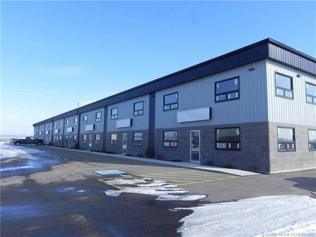 27211 Highway 12 Bay 105, Rural Lacombe County, AB T4L 0E3 (#A1085107) :: Calgary Homefinders