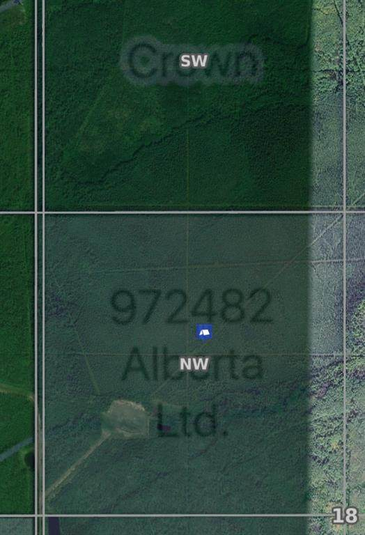 NW-18-74-18-W5 Township Road 742, Rural Big Lakes County, AB T0G 1E0 (#A1086307) :: Team Shillington   eXp Realty