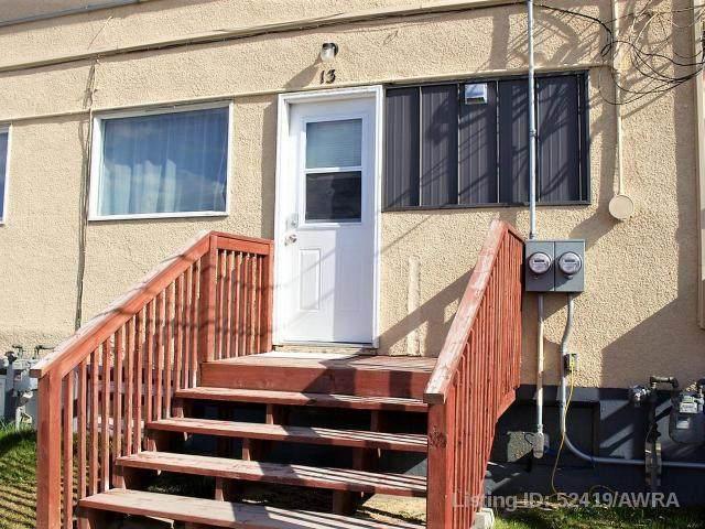 126 Hardisty Ave #13, Hinton, AB T7V 1B6 (#A1086925) :: Redline Real Estate Group Inc
