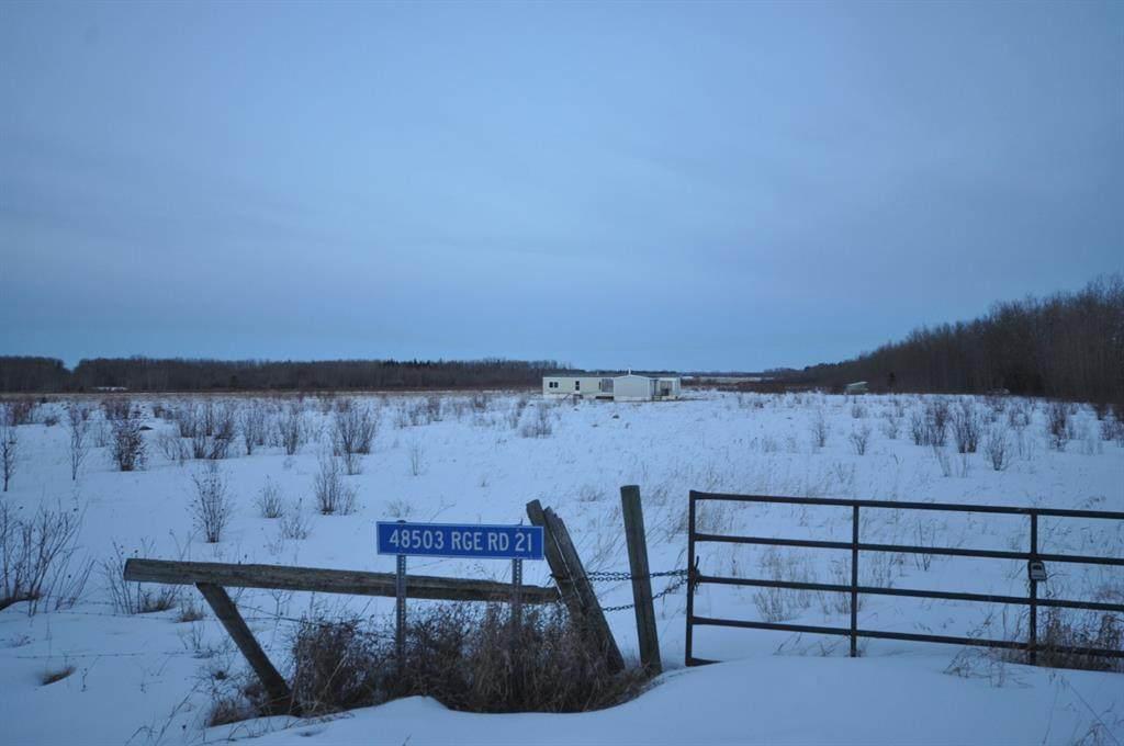 48503 Range Road 21 - Photo 1