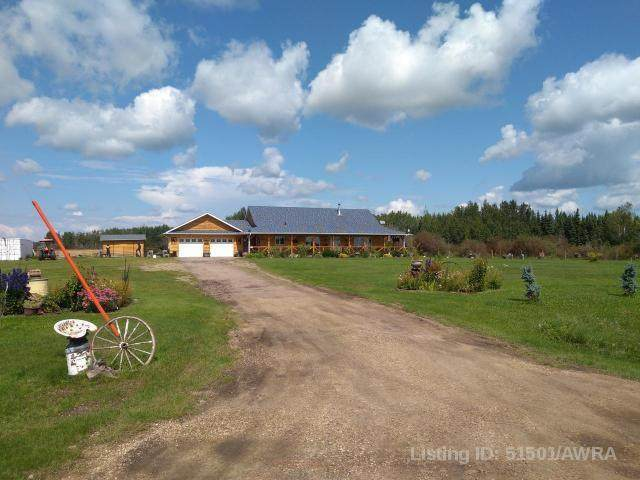 8328 Township Rd 560, Rural Lac Ste. Anne County, AB T0E 1N0 (#A1089427) :: Redline Real Estate Group Inc