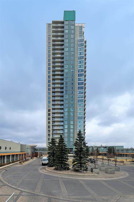 99 Spruce Place SW #503, Calgary, AB T3C 3X7 (#A1091713) :: Redline Real Estate Group Inc