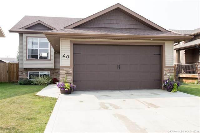 20 Mackenzie, Lacombe, AB T4L 0B3 (#A1093453) :: Dream Homes Calgary