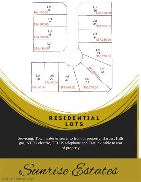 33 Sunrise Crescent NE, Three Hills, AB T0M 2A0 (#A1095547) :: Western Elite Real Estate Group