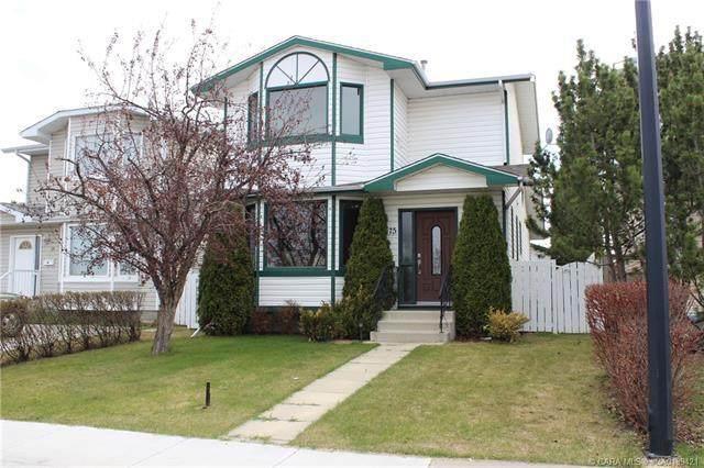 75 Elliot Crescent, Red Deer, AB T4R 2J6 (#A1096774) :: Calgary Homefinders