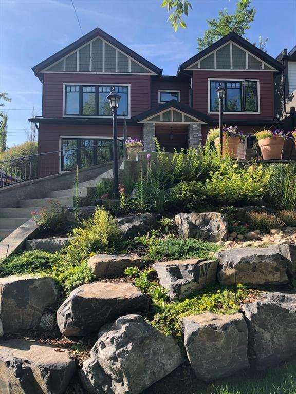 507 Salem Avenue SW, Calgary, AB T3C 2K7 (#A1096780) :: Western Elite Real Estate Group