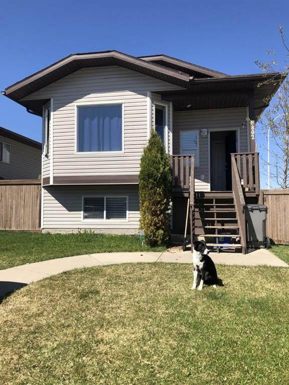 8802 67 Avenue, Grande Prairie, AB T8W 2X9 (#A1097644) :: Calgary Homefinders