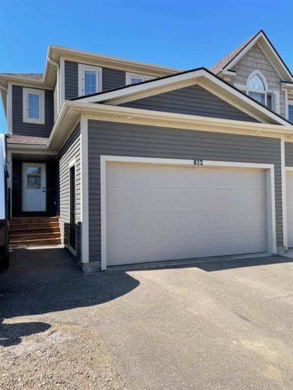 822 28 Street, Wainwright, AB T9W 0A7 (#A1097904) :: Redline Real Estate Group Inc