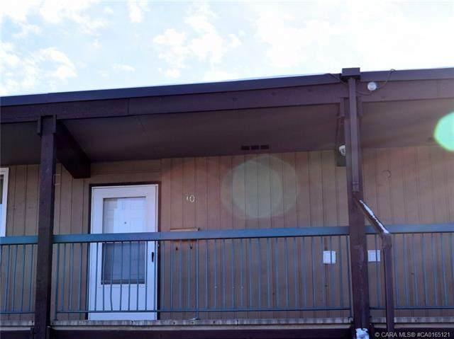 5816 65 Street #10, Red Deer, AB T4N 5P7 (#A1100806) :: Calgary Homefinders