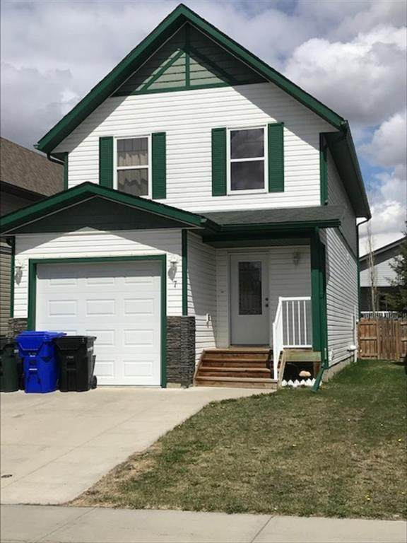 7 Destiny Place, Olds, AB T4H 0C5 (#A1101955) :: Redline Real Estate Group Inc