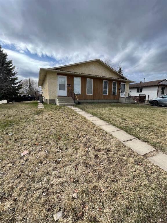 6902 97 Street, Grande Prairie, AB T8V 5E2 (#A1102037) :: Calgary Homefinders