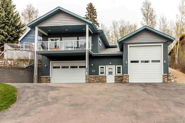 707 Elk Street, Sunbreaker Cove, AB T0C 0J0 (#A1102676) :: Canmore & Banff