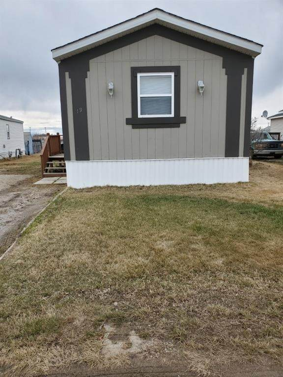 #19   9824 104 Avenue, Clairmont, AB T0H 0W0 (#A1103015) :: Canmore & Banff