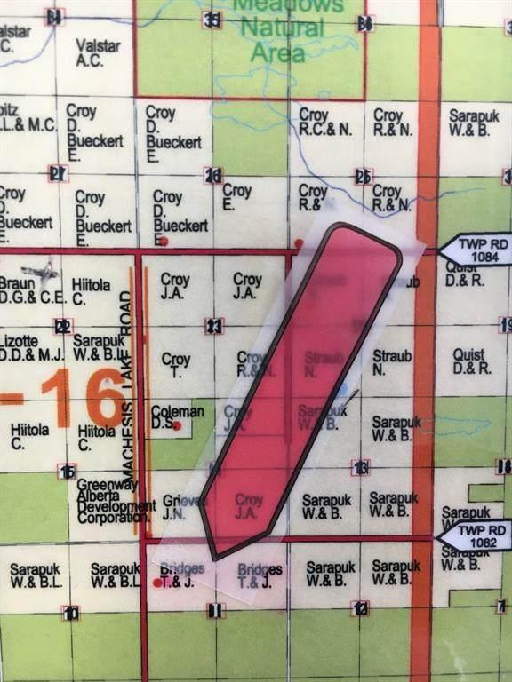 108157 Range Road 162, Rural Mackenzie County, AB T0H 1Z0 (#A1103314) :: Redline Real Estate Group Inc
