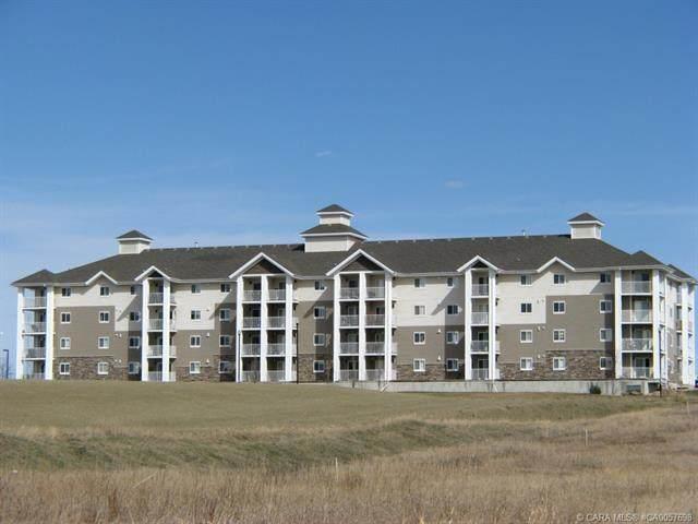 3 Broadway Rise #406, Sylvan Lake, AB T4S 0G9 (#A1106307) :: Greater Calgary Real Estate