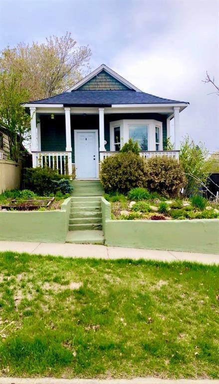 1036 20 Avenue SE, Calgary, AB T2G 1M6 (#A1106720) :: Calgary Homefinders