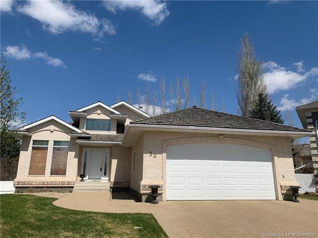 30 Ardell Close, Red Deer, AB T4P 2N4 (#A1106785) :: Calgary Homefinders