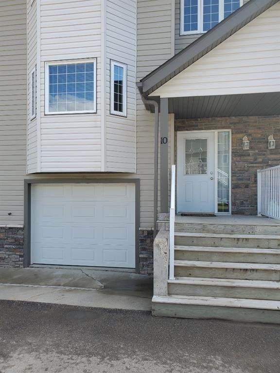 1616 41 Street #10, Edson, AB T7E 0A5 (#A1107423) :: Calgary Homefinders