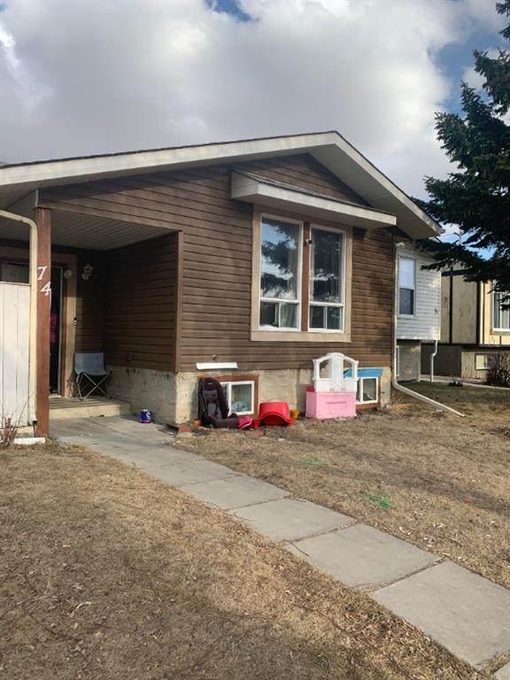 74 Falwood Crescent NE, Calgary, AB T3J 1E3 (#A1108161) :: Canmore & Banff