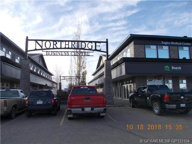 10127 121 Avenue #104, Grande Prairie, AB T8V 7V3 (#A1108859) :: Calgary Homefinders