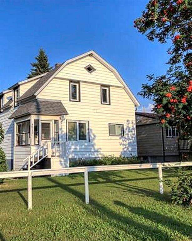 4819 54 Street, Stettler Town, AB T0C 2L2 (#A1109539) :: Calgary Homefinders
