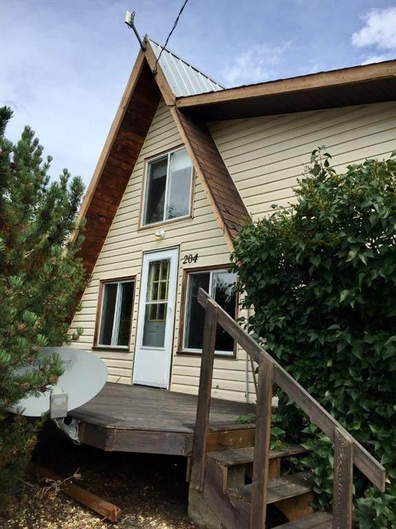 204 Minnewaukan Road, Tillicum Beach, AB T0B 2M9 (#A1113556) :: Greater Calgary Real Estate