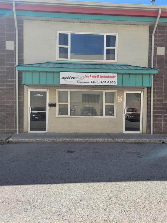 4656 Westwinds Drive NE #506, Calgary, AB T3J 3Z5 (#A1113590) :: Calgary Homefinders