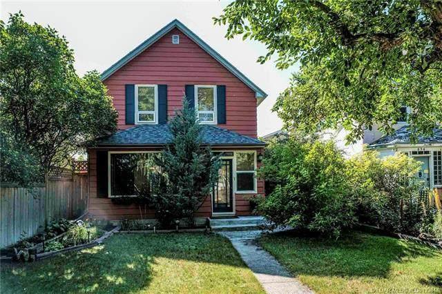 836 7 Street S, Lethbridge, AB T1J 2H7 (#A1113599) :: Calgary Homefinders