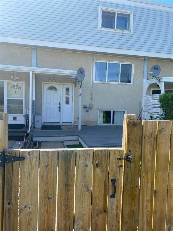 8808 96 Street #3, Peace River, AB T8S 1V8 (#A1114795) :: Calgary Homefinders
