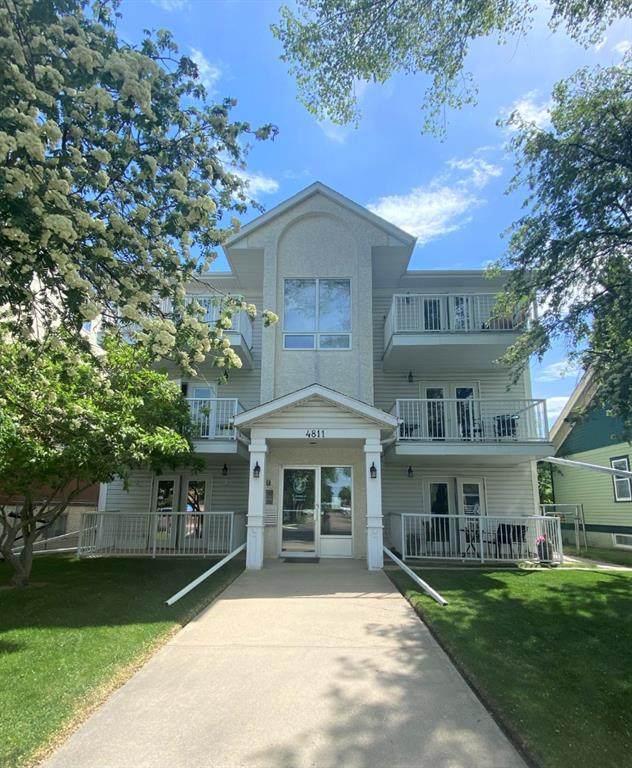 4811 48 Street #204, Camrose, AB T4V 1L4 (#A1115235) :: Calgary Homefinders