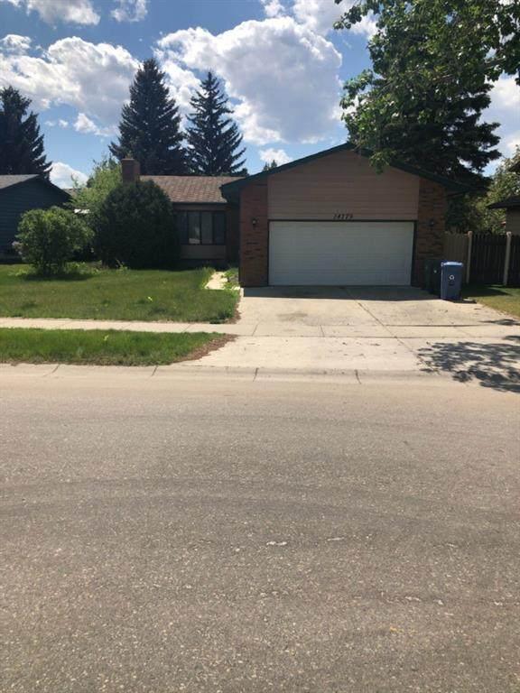 14779 Deer Run Drive SE, Calgary, AB T2J 5Z1 (#A1116989) :: Calgary Homefinders
