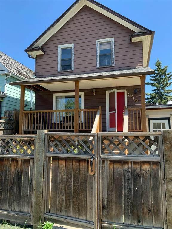 2918 17 Street SE, Calgary, AB T2G 3W3 (#A1117058) :: Calgary Homefinders