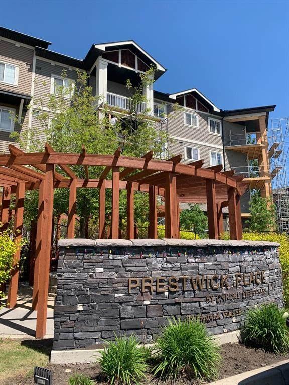 115 Prestwick Villas SE #4301, Calgary, AB T2Z 0N1 (#A1117077) :: Calgary Homefinders