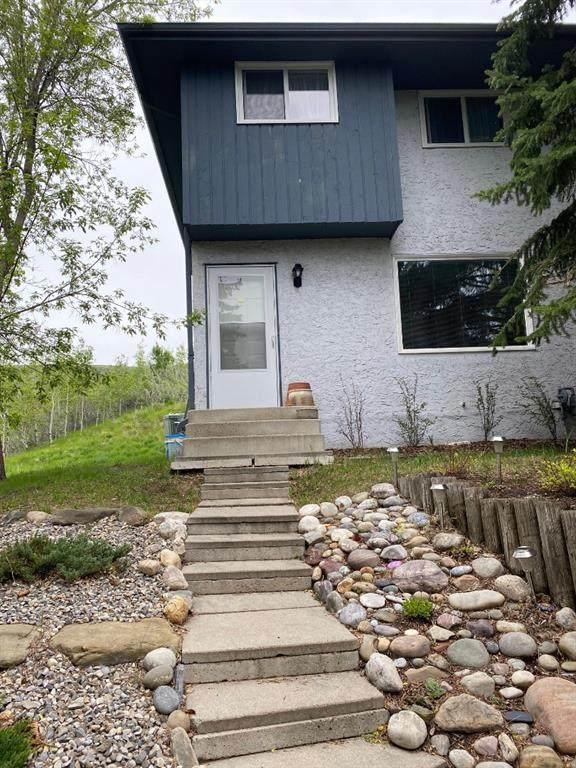 800 Bow Croft Place #12, Cochrane, AB  (#A1117250) :: Calgary Homefinders