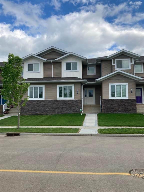 57 Crestview Boulevard, Sylvan Lake, AB T4S 0N4 (#A1117359) :: Calgary Homefinders