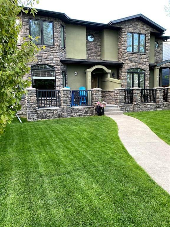 412 30 Avenue NW, Calgary, AB T2M 2N4 (#A1117587) :: Calgary Homefinders
