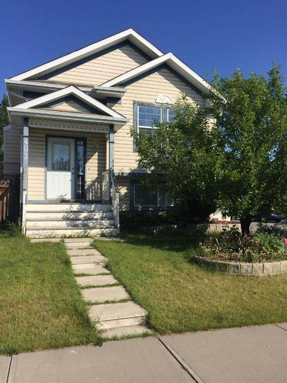 403 Country Hills Drive NW, Calgary, AB  (#A1117622) :: Calgary Homefinders