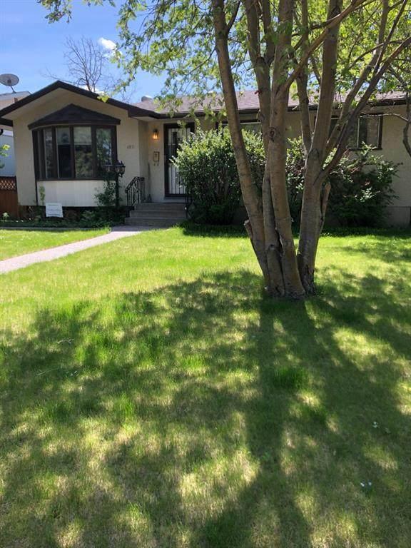 4811 Montana Drive NW, Calgary, AB T3B 1G3 (#A1117662) :: Calgary Homefinders