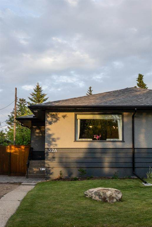 32A Wellington Place SW, Calgary, AB T3C 3C1 (#A1117733) :: Calgary Homefinders