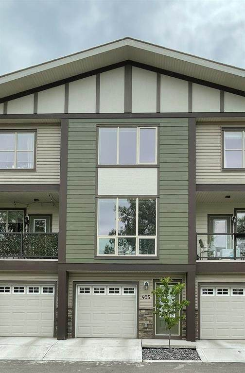 125 Caribou Crescent #405, Red Deer, AB T4P 0V6 (#A1117846) :: Calgary Homefinders