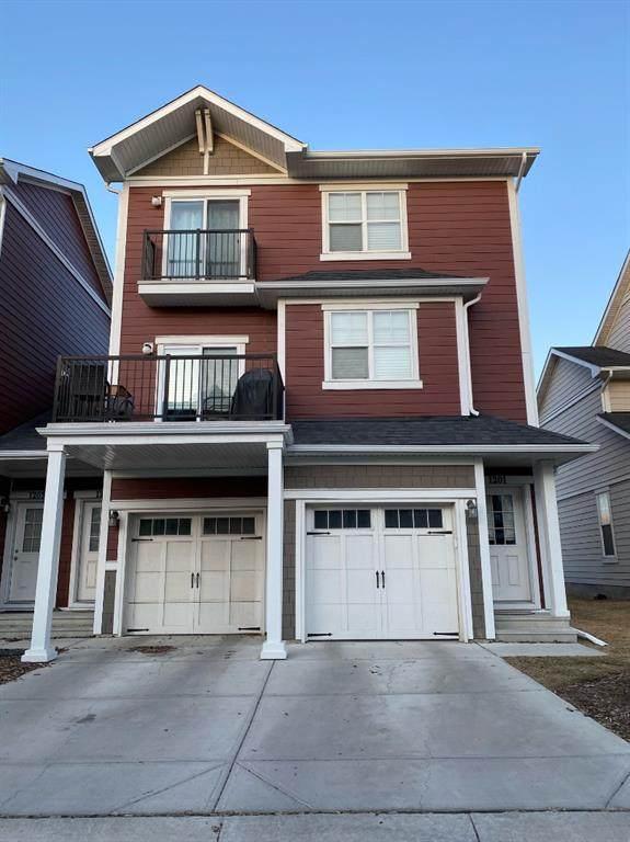 881 Sage Valley Boulevard NW #1201, Calgary, AB T3R 0R2 (#A1118134) :: Calgary Homefinders