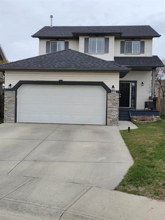 244 Stonegate Close NW, Airdrie, AB T4B 2V3 (#A1118303) :: Calgary Homefinders