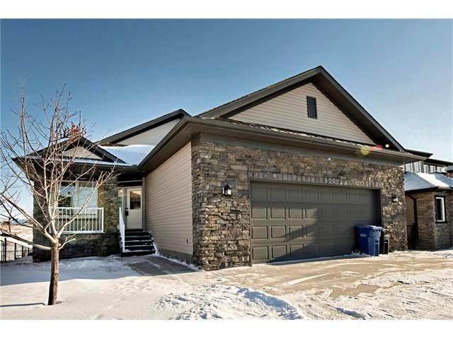 97 Crystal Green Drive, Okotoks, AB T1S 2N8 (#A1118694) :: Calgary Homefinders