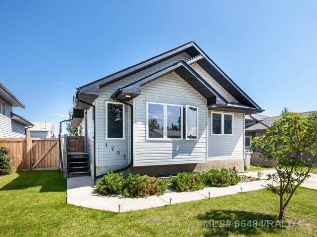1707 49 Avenue, Lloydminister, SK S9V 2E7 (#A1118768) :: Calgary Homefinders