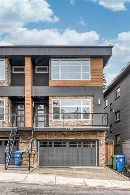2620 15A Street SW, Calgary, AB T2T 4B9 (#A1118956) :: Calgary Homefinders