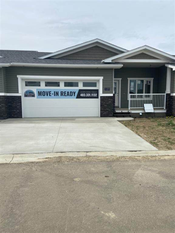 306 Northlander Bend W #2, Lethbridge, AB T1J 5T5 (#A1119510) :: Calgary Homefinders