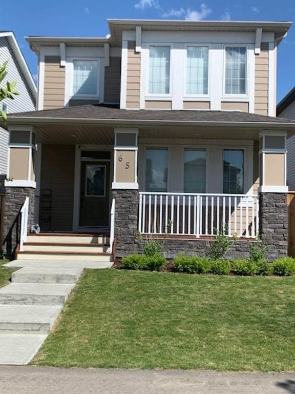 65 Legacy Glen Way SE, Calgary, AB T2X 4E4 (#A1120227) :: Greater Calgary Real Estate