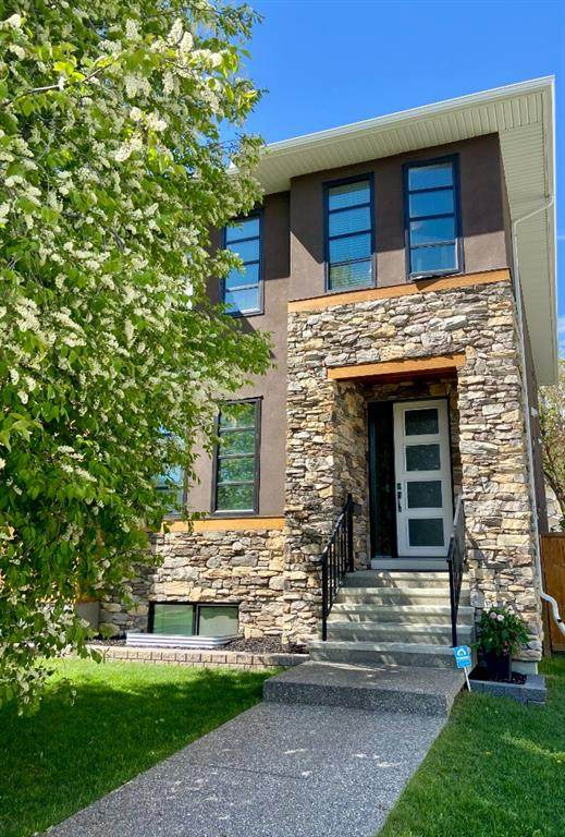 622 20 Avenue NW, Calgary, AB T2M 1C8 (#A1120520) :: Greater Calgary Real Estate