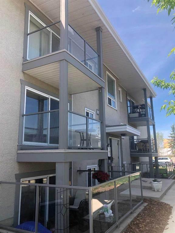 609 67 Avenue SW #2, Calgary, AB T2V 0M3 (#A1120682) :: Calgary Homefinders