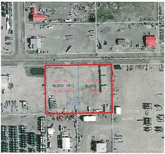 9415 144 Avenue Lt 8B, Rural Grande Prairie No. 1, County of, AB T8V 2N9 (#A1121434) :: Greater Calgary Real Estate